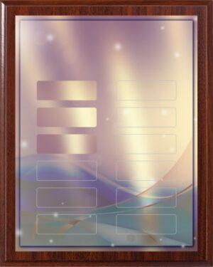 Calming Orbs - 12 Plate Perpetual Plaque