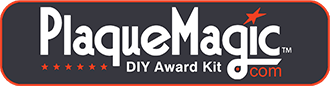 PlaqueMagic - Do-It-Yourself Award & Recognition Plaque Kits