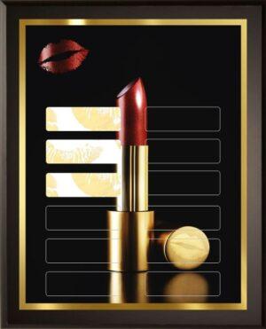 Golden Kisses - 12 Plate Perpetual Plaque