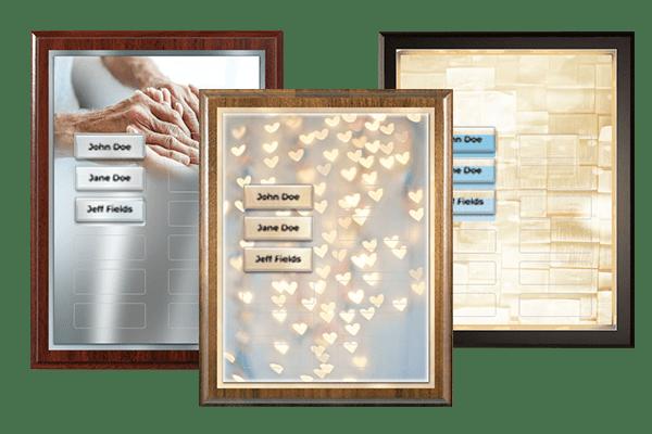 Elderly & Seniors Plaque Category