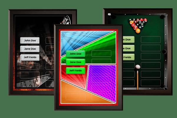 Recreation & Hobbies Plaque Category